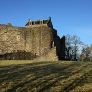 Dunstaffnage Castle and Chapel