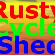 Rusty Bike Shed